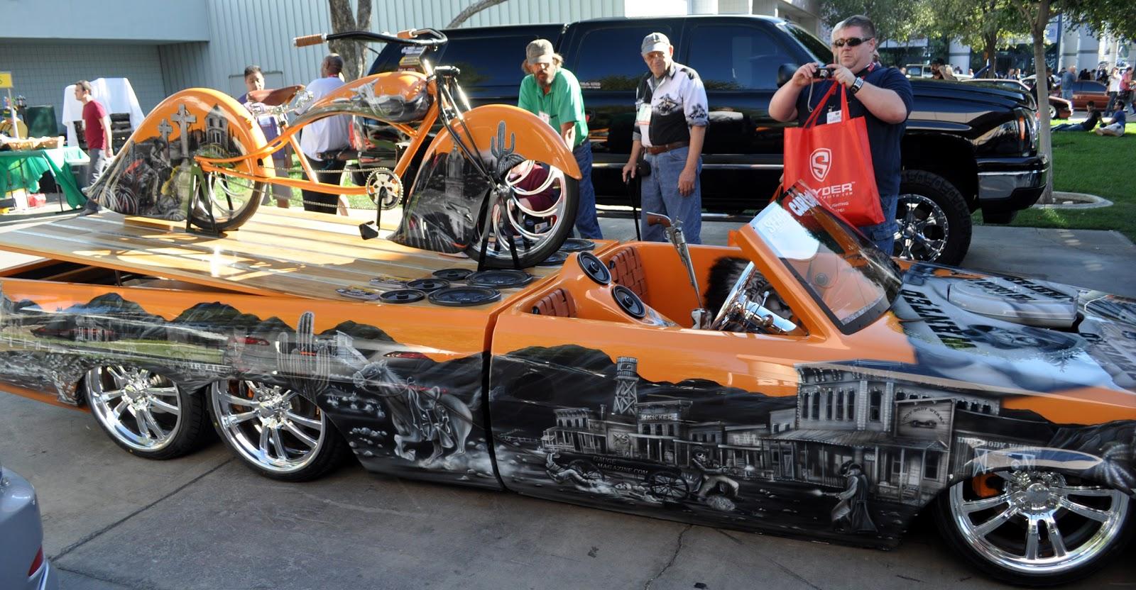 Custom Car Painting Las Vegas