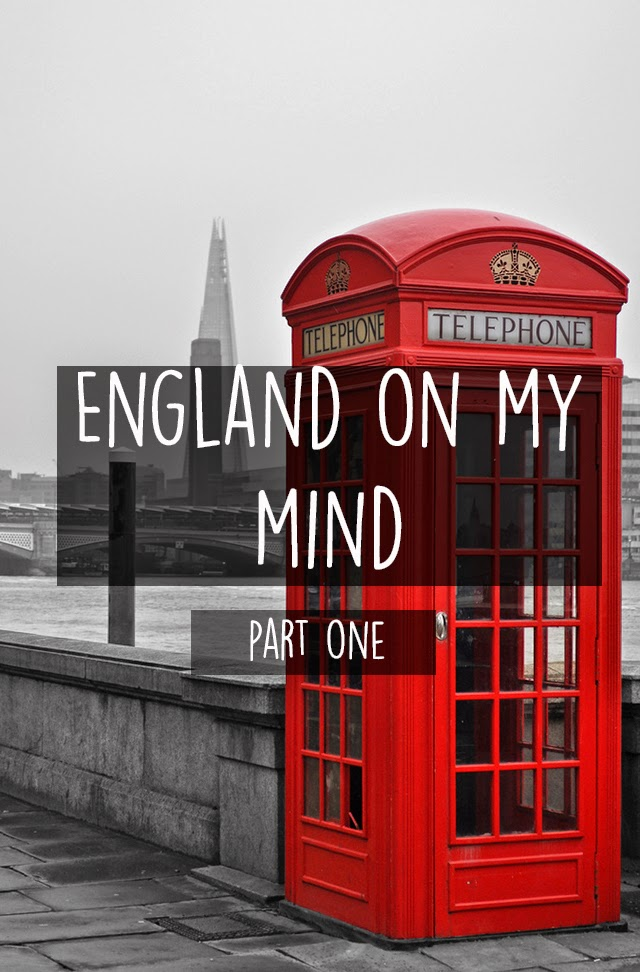 England on my Mind pt. 1 | Music