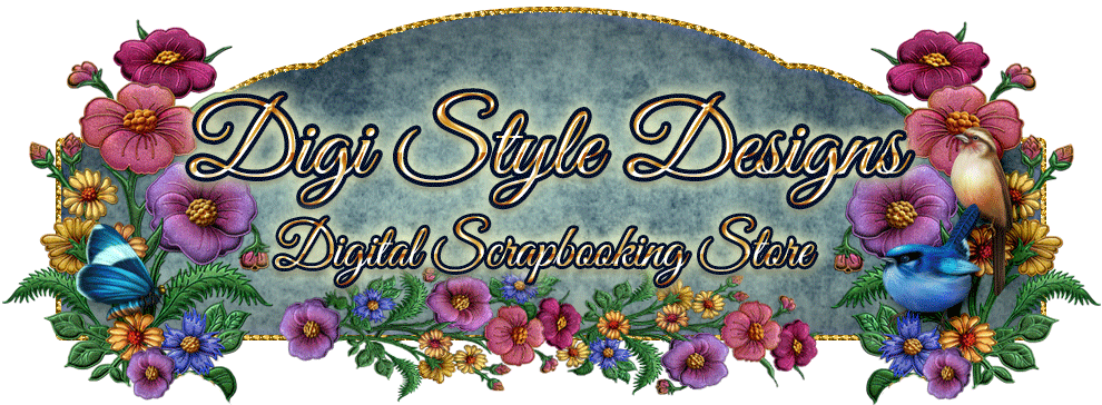 Digi Style Designs Digital Scrapbooking Store