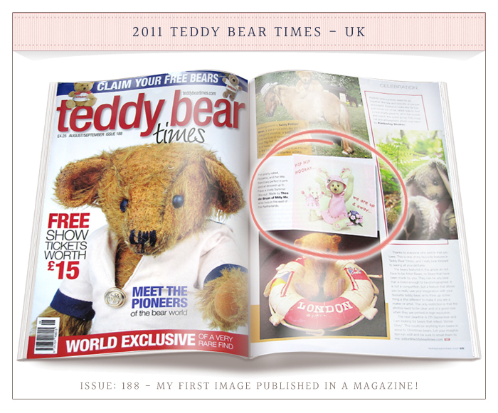 Teddy Bear Times 2011