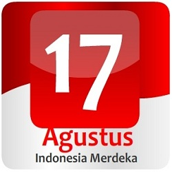DP 17 Agustus Indonesia Merdeka