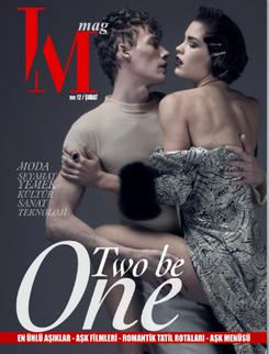 Her ay IM Fashion Mag Dergisinde Sizlerleyim...