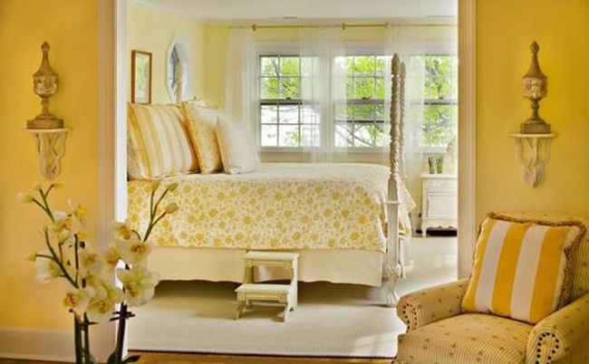 Pemilihan Warna Cat Dinding Kamar Tidur - Gambar Desain Rumah Dan ...