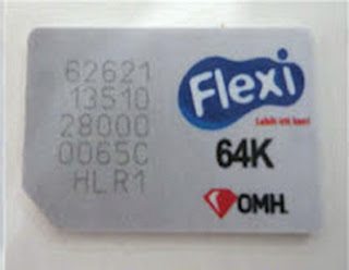 Kartu Flexi Mobile Broadband