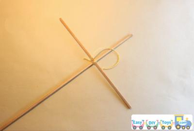 Guide Simple Homemade Kite