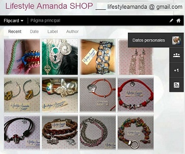 Lifestyle Amanda SHOP