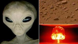 Bumi Diprediksi Akan Dibom Nuklir oleh Alien