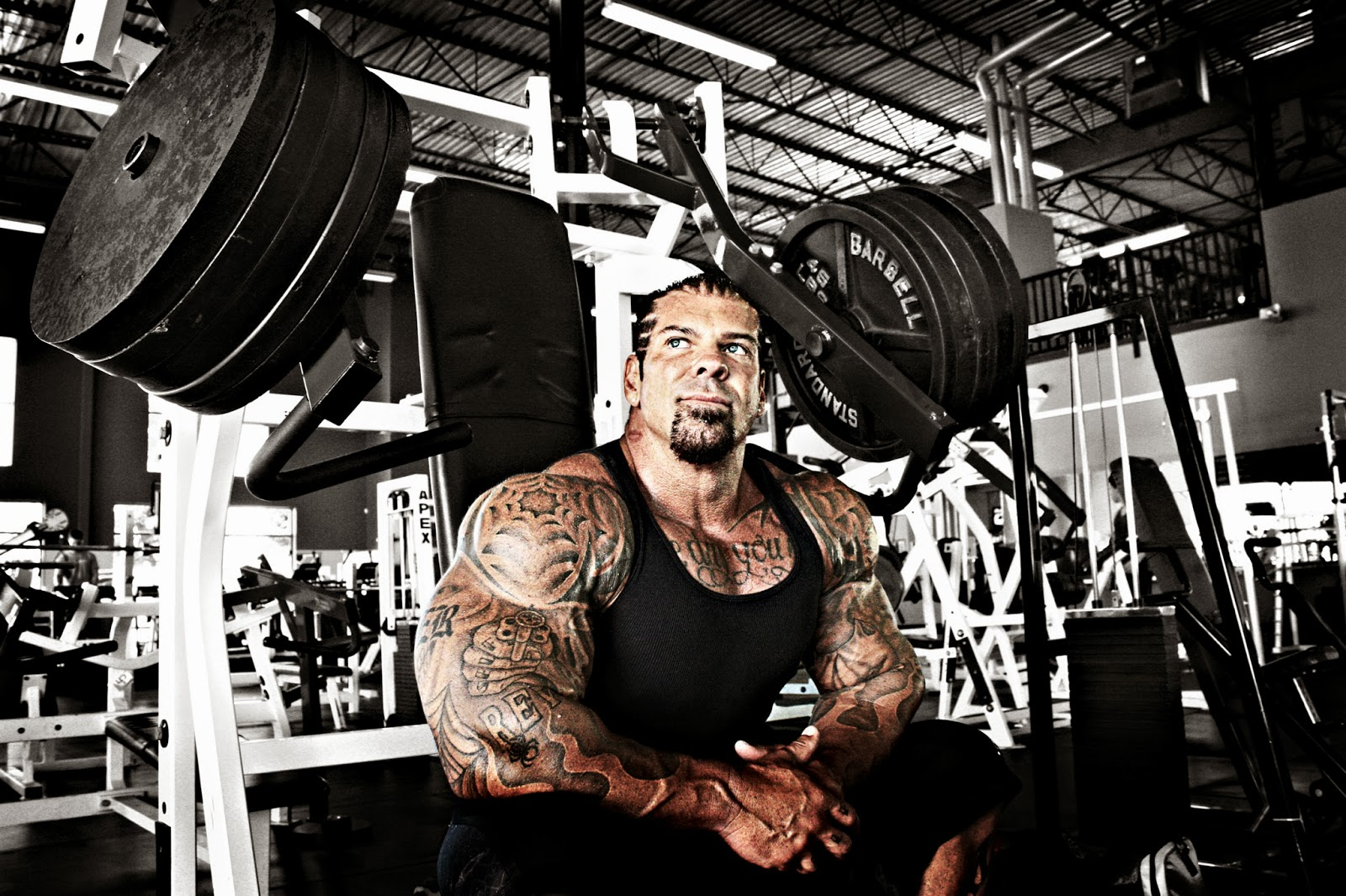 Mutant Rich Piana Wallpapers