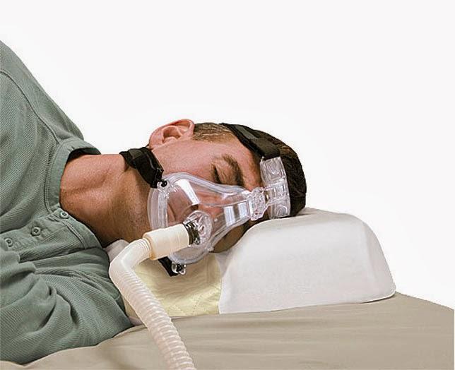 pillows to help sleep apnea