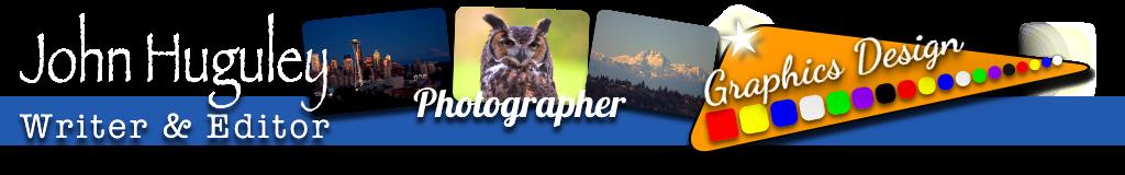 John Huguley - Writer | Editor | Photographer