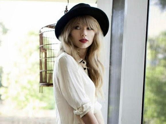 sombreros look peinados 2014