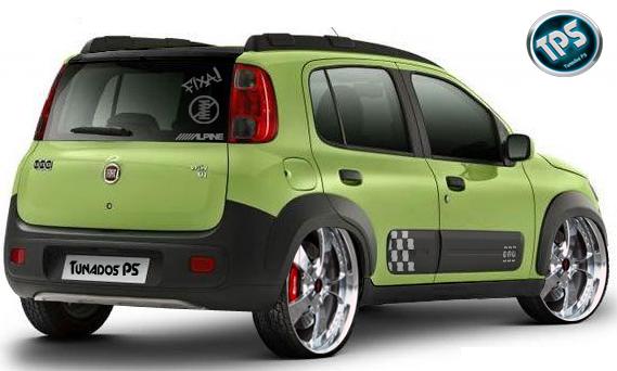 Novo Audi A >> Novo Uno Way Aro 20 Nas FIXA
