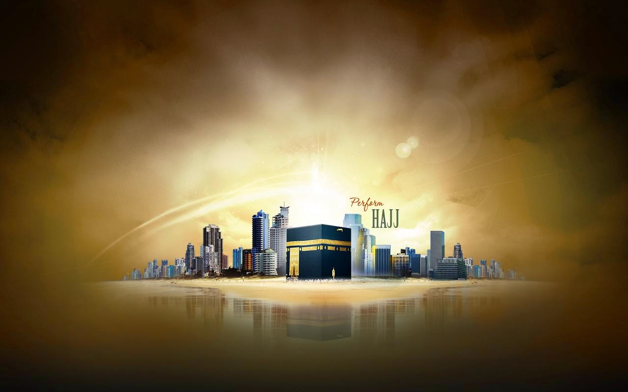 Islamic Wallpapers Perform Hajj