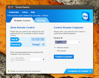 TeamViewer8 for Linux
