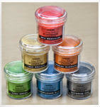 Brand new!  Wendy Vecchi Embossing Powders