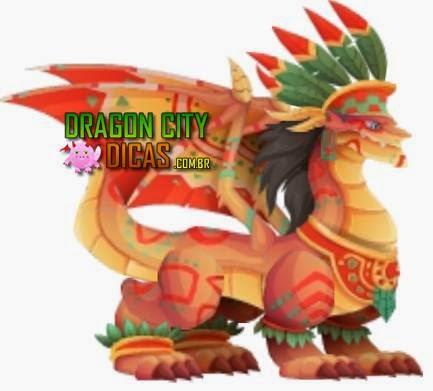 Dragão Guerreiro Asteca