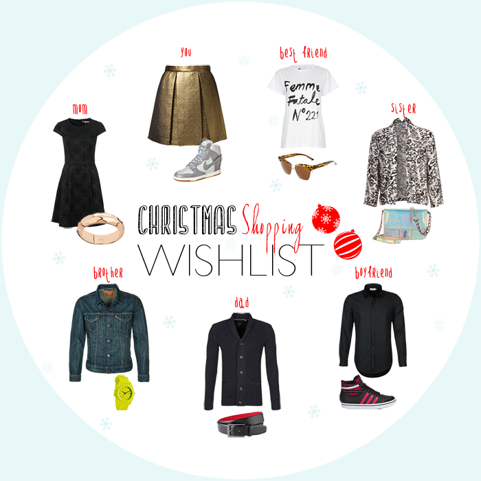 Shopping wishlist by Ambitieuse - Stylight