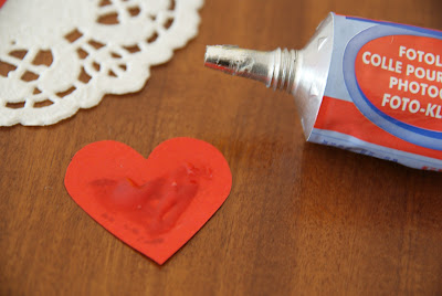 diy valentines day heart love