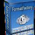 أفضل برنامج  Format Factory لعمل Conversion لفيديوهات MP3 / WMA / AMR ........