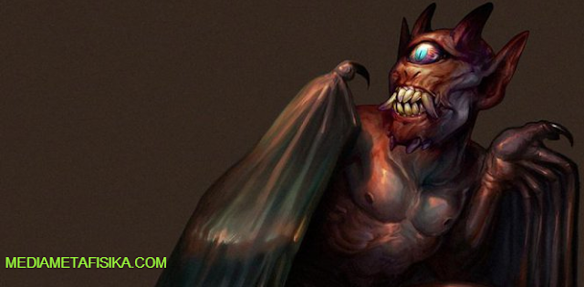 Setan-setan Maniak Seks dari Berbagai Belahan Dunia - mediametafisika.com