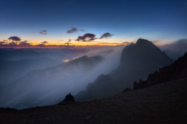 Moutain Photography by Roberto Bertero