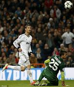 VIDEO: Real Madrid 30 Galatasaray ,QF. RONALDO Akiifungia timu yake ya Real . (article dc )