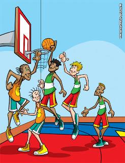 Ilustração para Revista Recreio - por Alexander Santos
