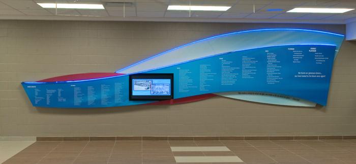 Digital Walls digital donor walls: why digital donor walls are more effective