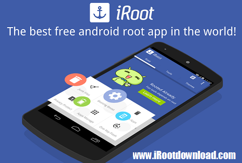 Cara  ROOT semua jenis Android dengan iRoot - Drio AC, Dokter Android