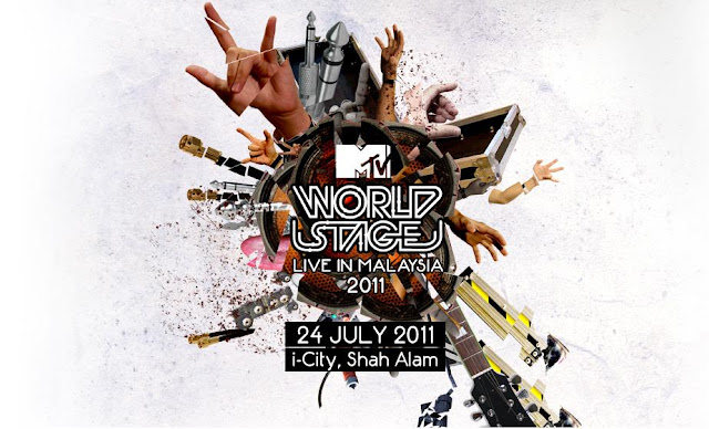 Event MTV World Stage In Malaysia