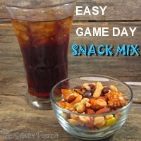 Easy Game Day Snack Mix