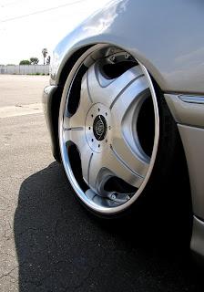 wheels w202