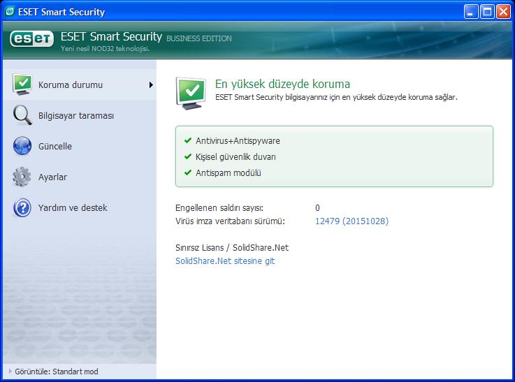 Eset nod32 antivirus 3.0.621.0 business edition serial setup
