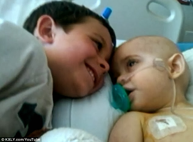 Two Year Old Boy With Brain Cancer is 'Cured' By  Marijuana