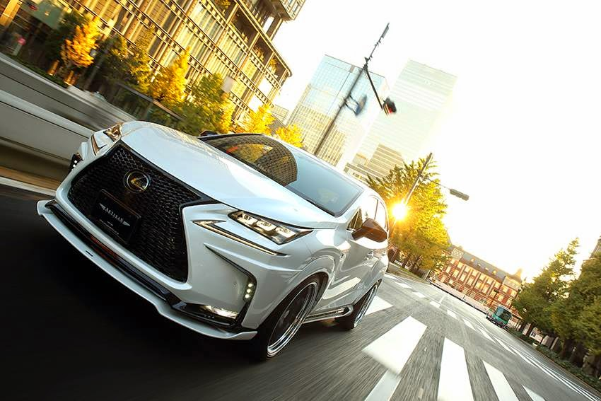 Lexus NX Black Label by Artisan Spirits