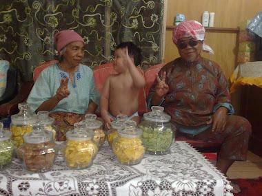 Mak, Aniq dan Apak