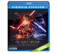 Star Wars 7: El Despertar de la Fuerza (2015) Full HD BRRip 1080p Audio Dual Latino/Ingles 5.1