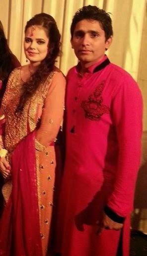 Kamran Akmal Wedding