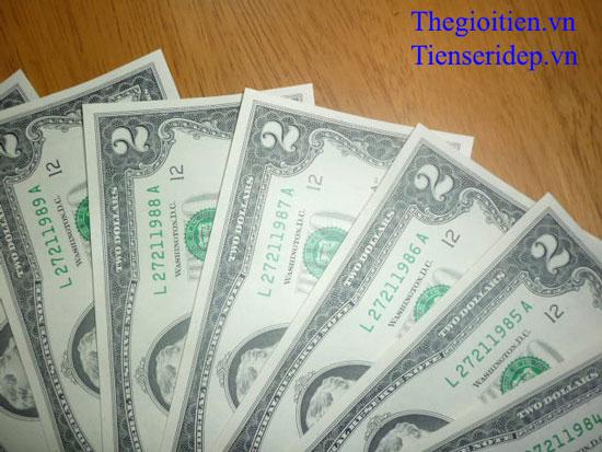 tiền seri năm sinh