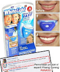 WHITE LIGHT - Now RM45 free pos