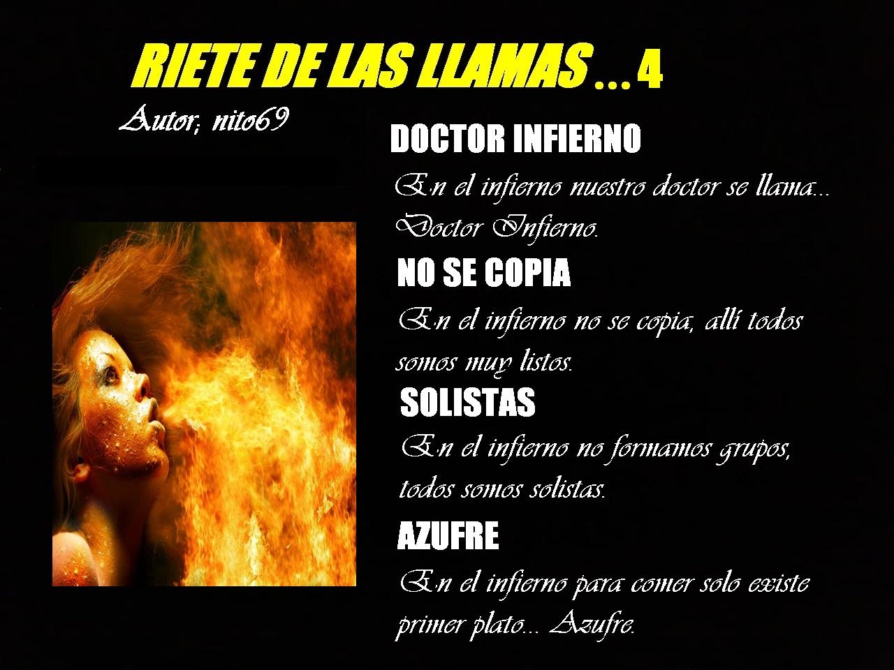 RIETE DE LAS LLAMAS…4