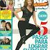 """Foto! Lucero é capa da <i>""""People En Español""""</i> de janeiro"""