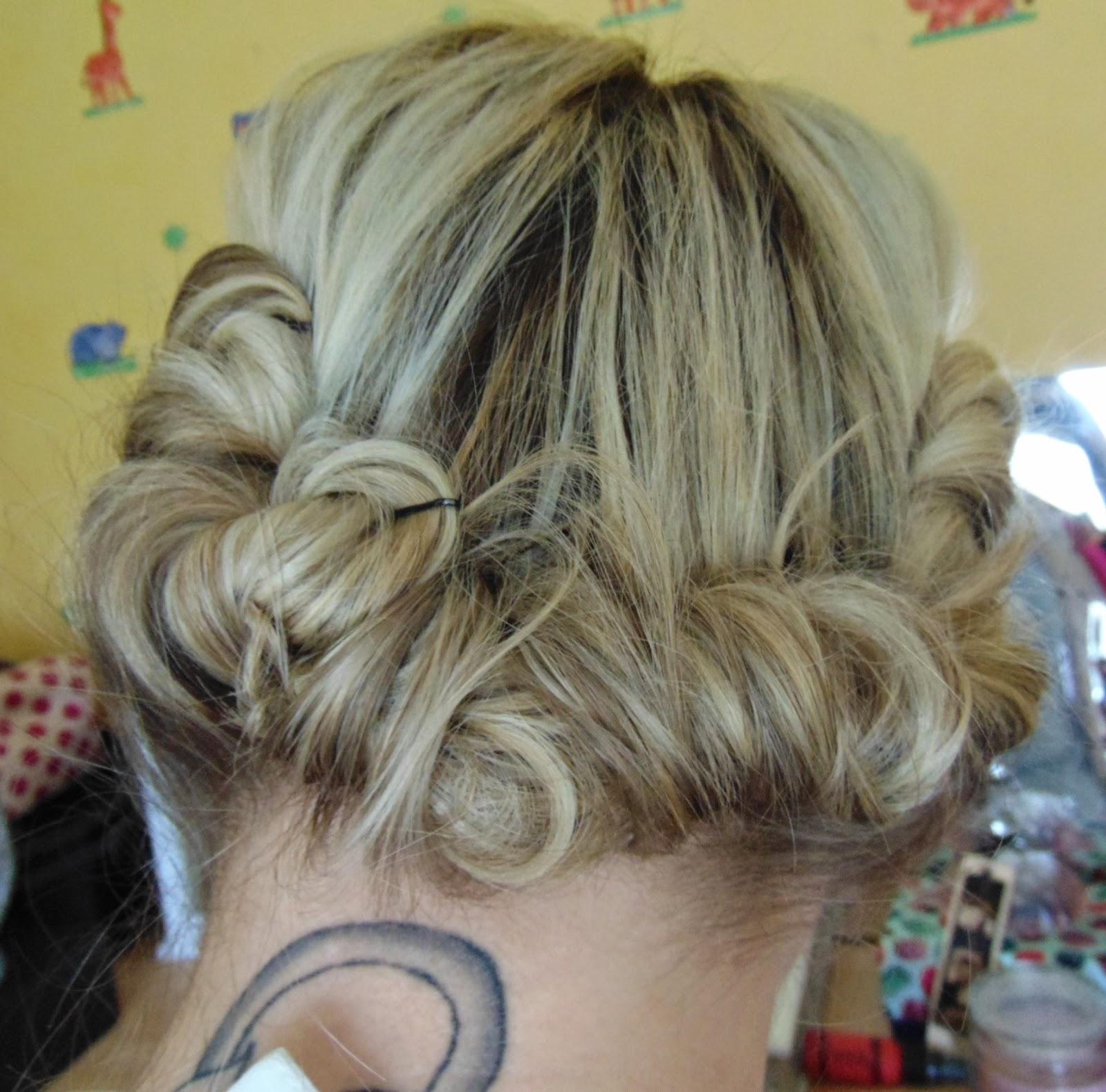 springtime hair style's