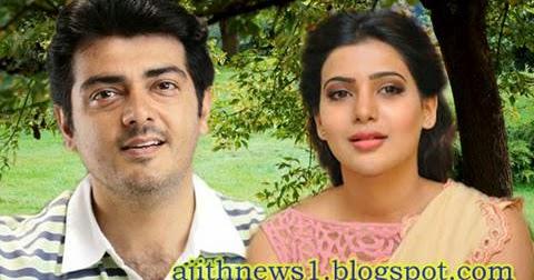 Thala Ajith next film with Samantha in Siruthai Siva direction