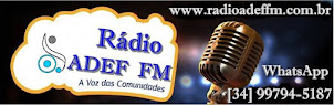 WEB RÁDIO ADEF FM