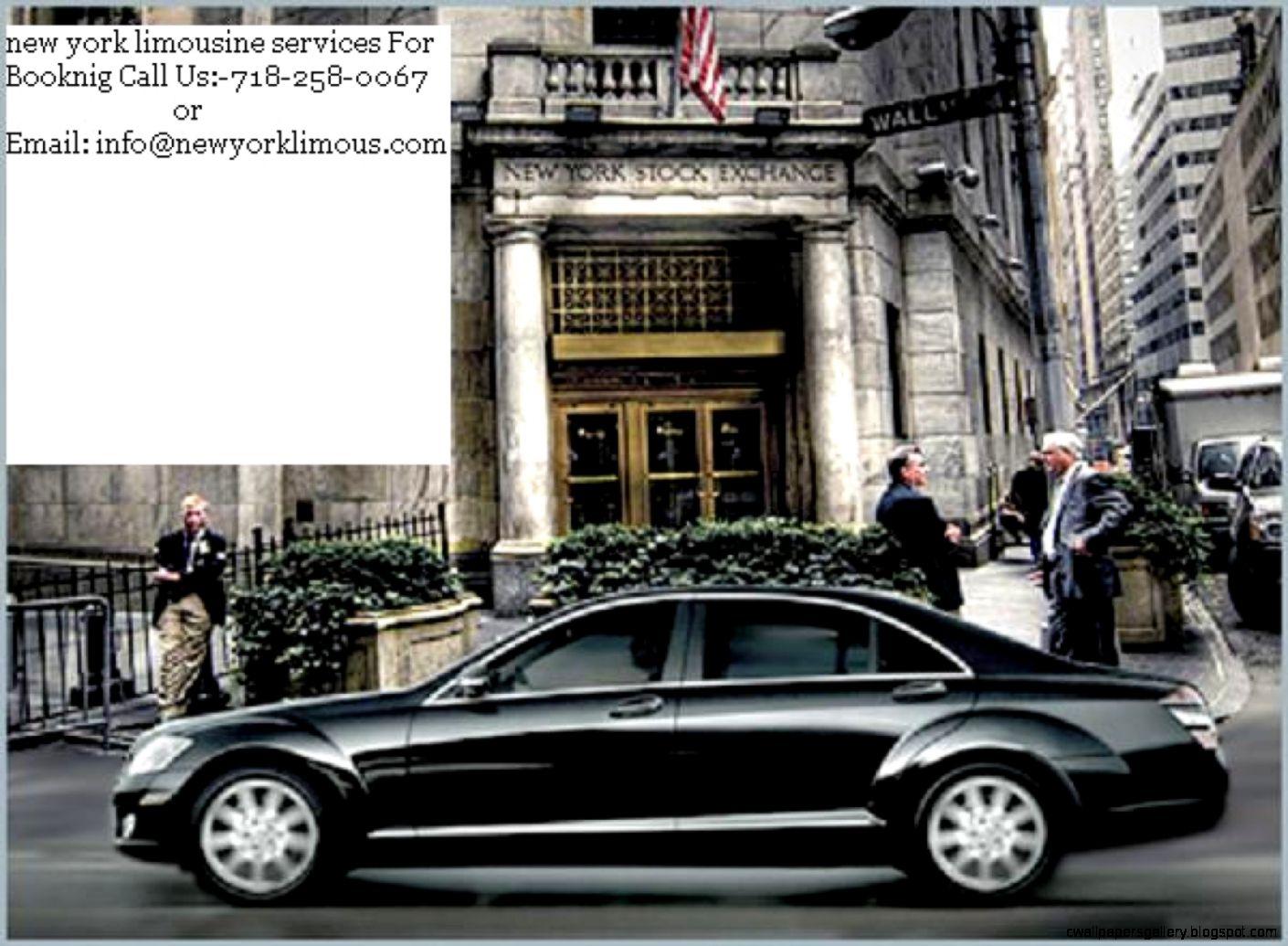Luxury Car Service NYC