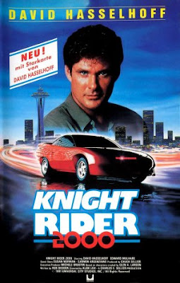 KITT 2000, David Hasselhoff, Michael Knight