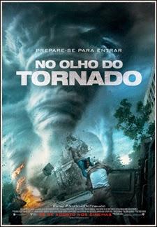 Filme No Olho Do Tornado Dublado AVI BDRip