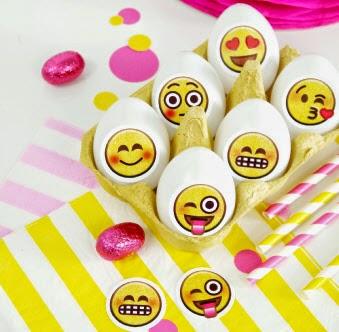 Emoji Party Ideas; Bird's Party printables