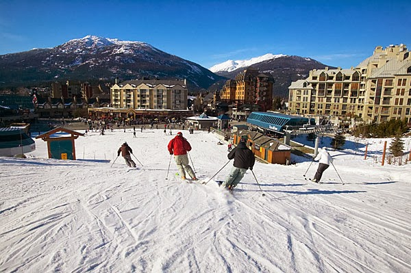 Whistler-Blackcomb Ski Resort, British Columbia - Where is the Best Place for Skiing And Snowboarding in Canada